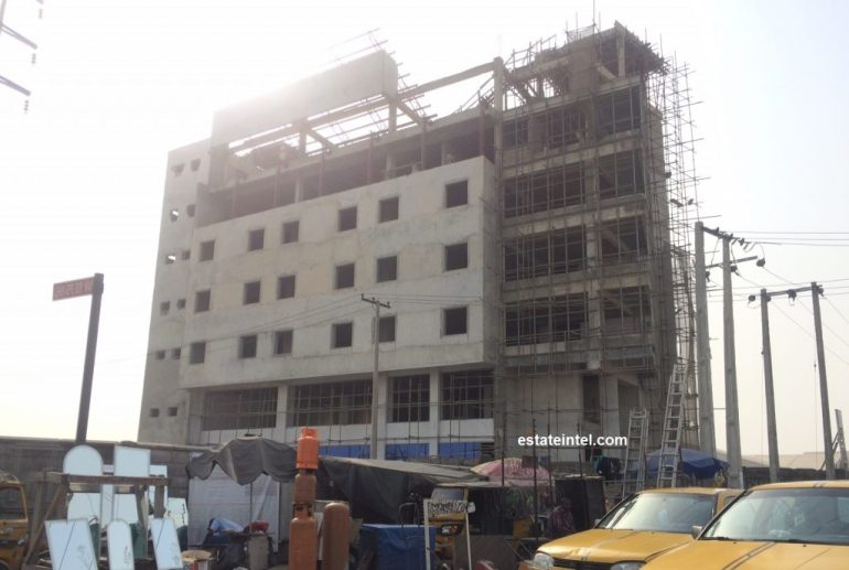 Office Building, Marwa Roundabout - Lekki Phase 1