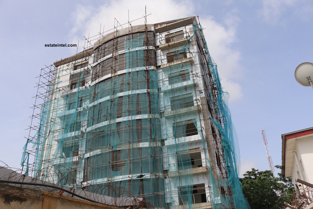 Office Tower on Akin Adesola Street, Victoria Island - Lagos.