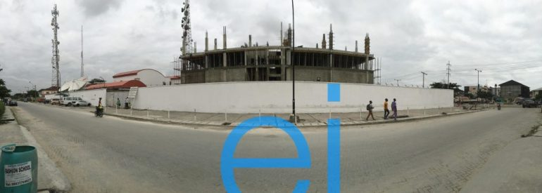 21st Century Technologies Building, Admiralty Way, Lekki Phase 1, Lagos. Image Source: estate intel