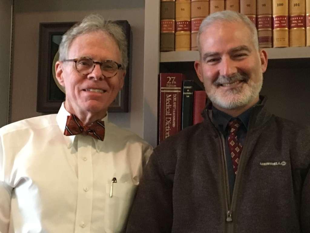 Phil Runyon and Donald Sienkiewicz