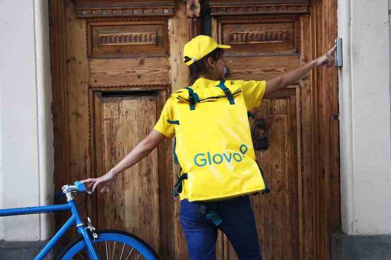 Glovo Delivery - 16€ gratis - codice promo LETBH9M