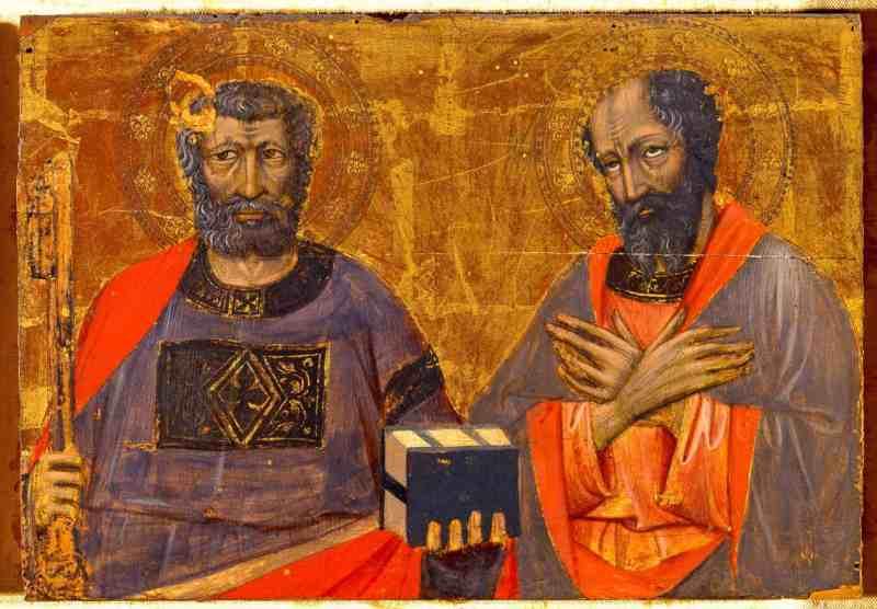 Roma festeggia i Santi Pietro e Paolo - patroni della città
