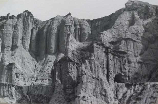 Os caprichos da mãe natureza nos arredores de La Paz