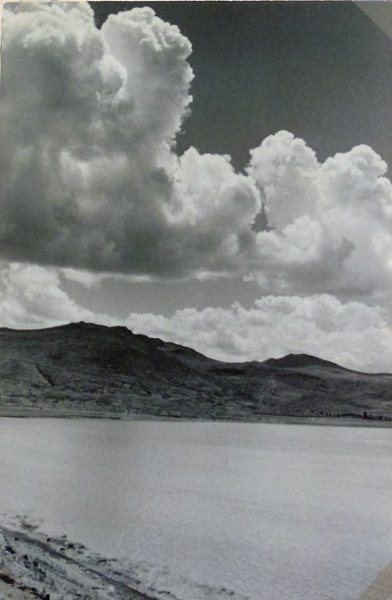 O lago sagrado dos Incas