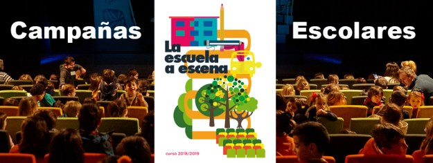 Campaña Escolar de Teatro Arbolé