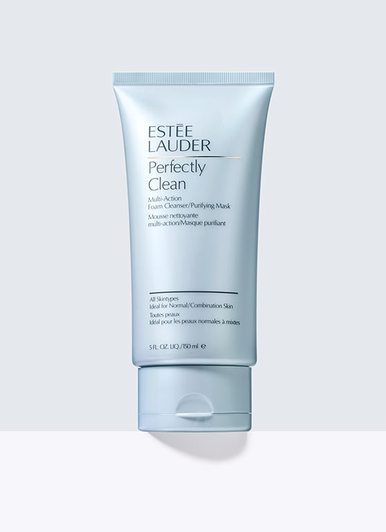 Estee Lauder Perfectly Clean Foam Cleanser/ Mask
