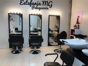 Estefania mg peluqueria