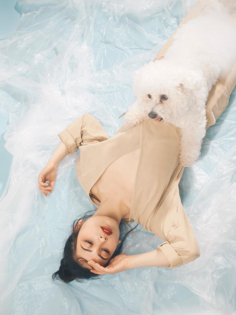 Estela Digitorial Daydreaming shot by Birski