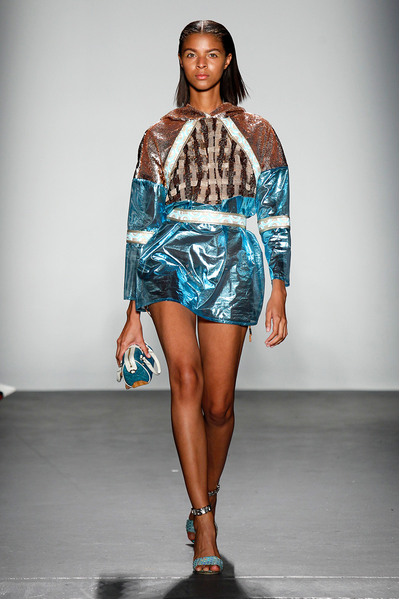 Custo Barcelona SS20 at NYFW Look 44