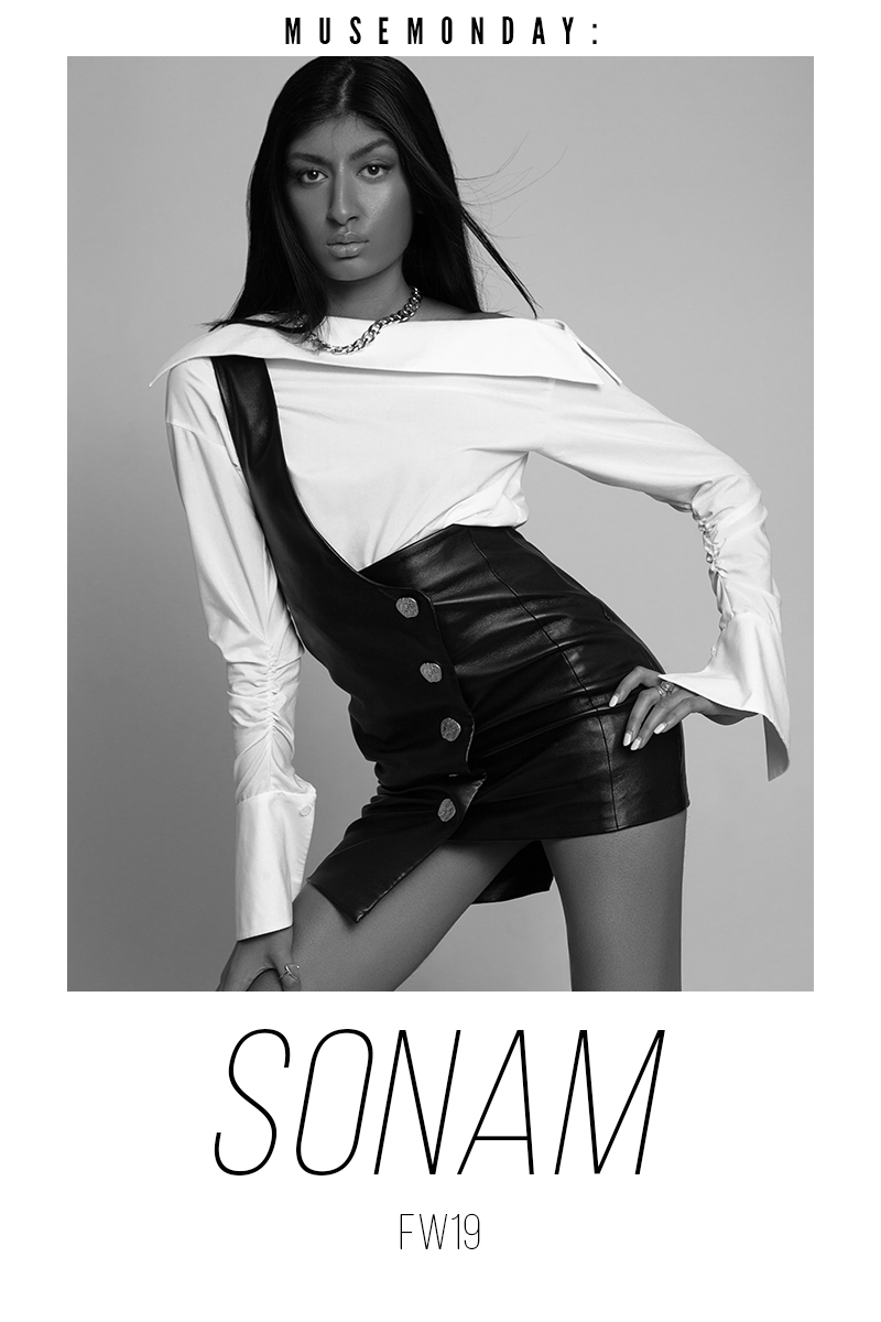 Estela Muse Monday with Sonam Patel of Ei Models