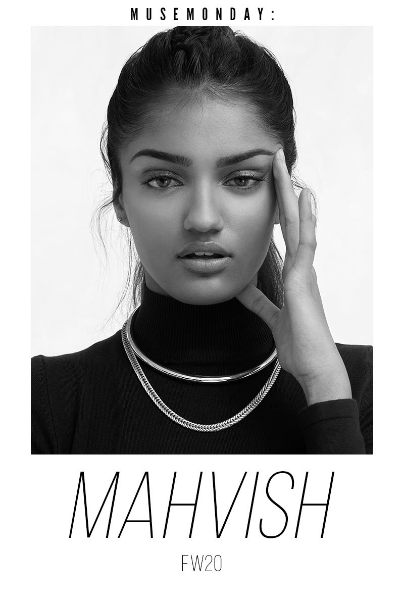 Estela Mag Muse Monday Fashion Test with Mahvish