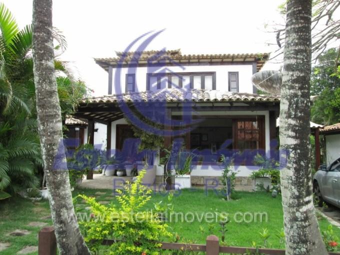 Temporada – Casa 4 Quartos Manguinhos / Búzios AT49