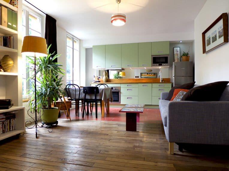 Appartement Paris Père Lachaise