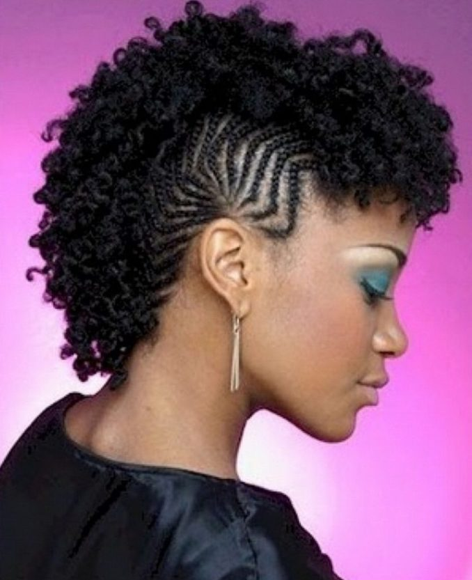 mohawk hairstyles for black girls hairstyle fo women amp man