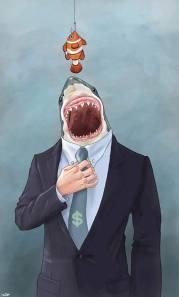 Tiburones politicos