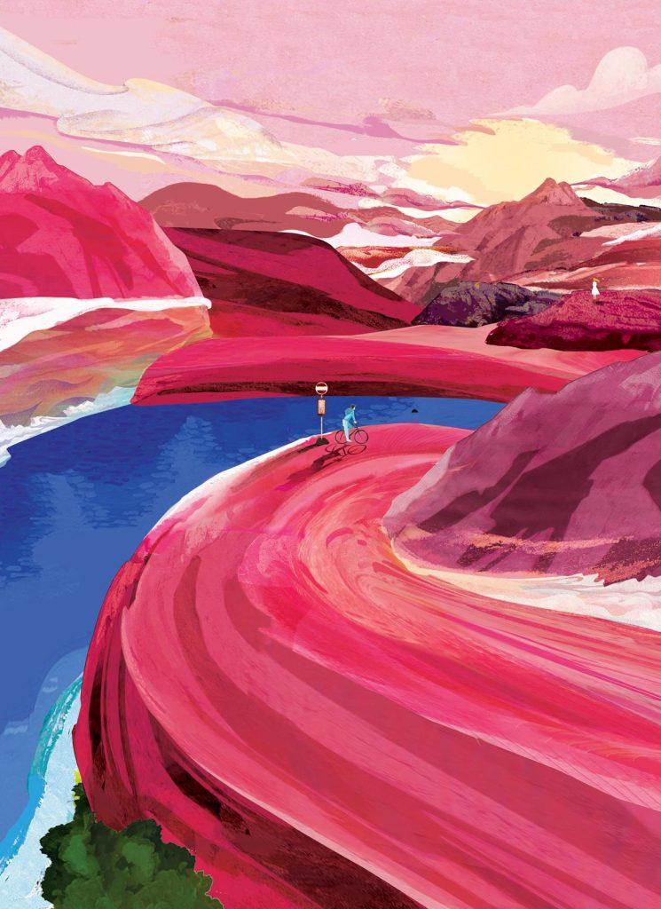 Self-Initiated Professional – Steven Choi, un ilustrador que creció en Hong Kong. Ha participado de concursos de arte e ilustración desde que era un adolescente. Su serie de ilustraciones 'Zu y Pi' es reconocida mundialmente. Ahora, está creando una nueva serie llamada 'El mago y sus amigos'.