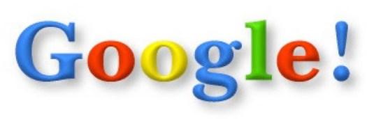 """es un color secundario, solo que en esta versión, la famosa """"G"""" azul aún era verde. Con un signo de admiración, muy a lo Yahoo! de la época, fue usado entre octubre de 1998 y mayo de 1999."""