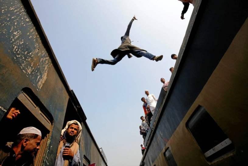 afueras de Daca (Bangladés)