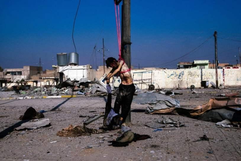 ciudad de Mosul (Irak)