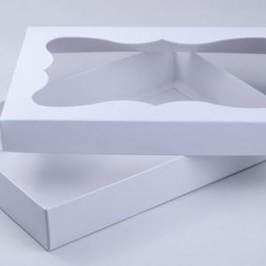 Cajas blancas