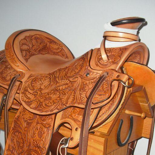 Estes Saddlery – Custom Western Saddles