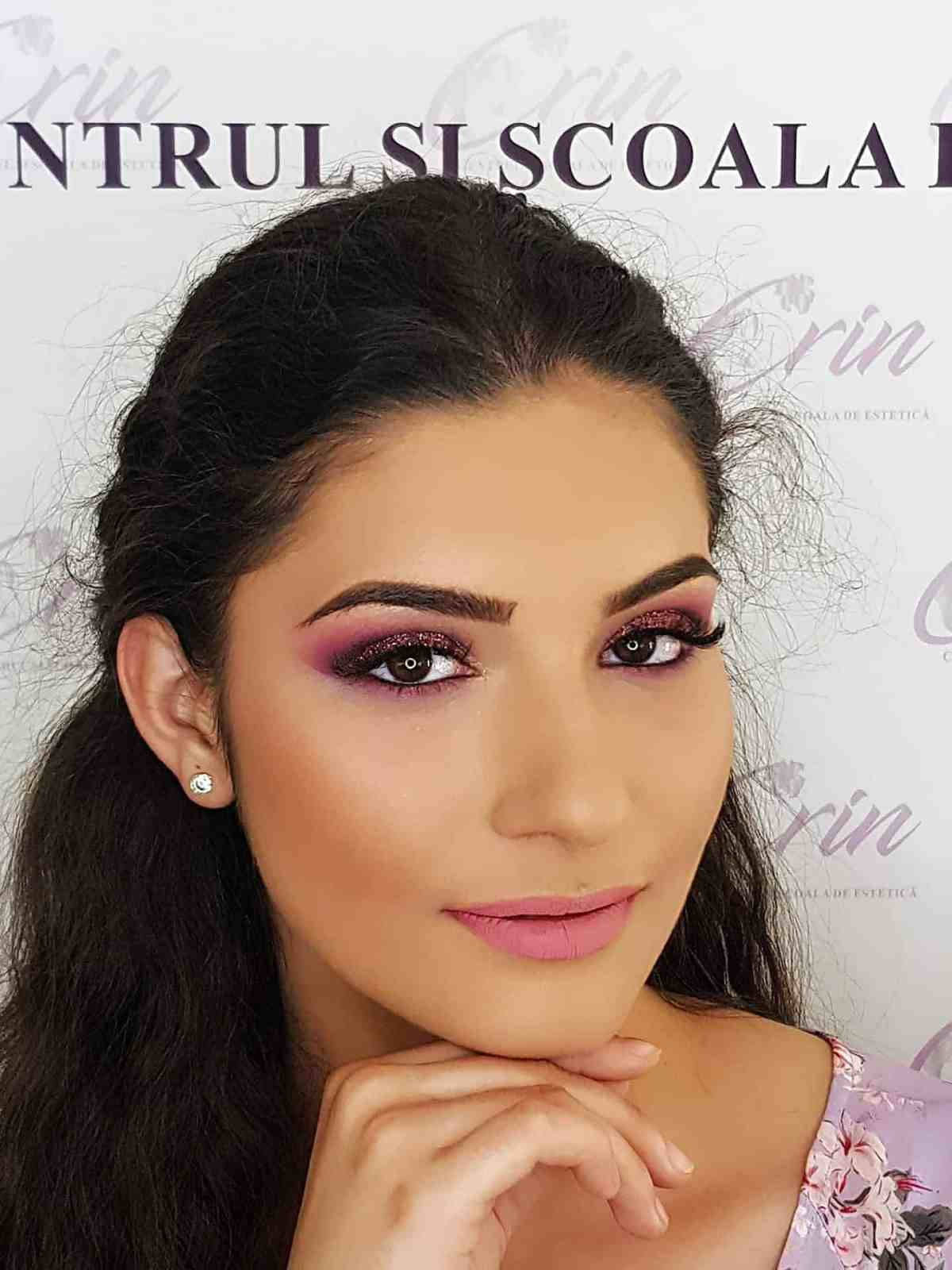 curs autorizat make-up incepatori bucuresti