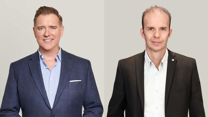 Cory Couts & Dominic Pratt, Kao Salon Division