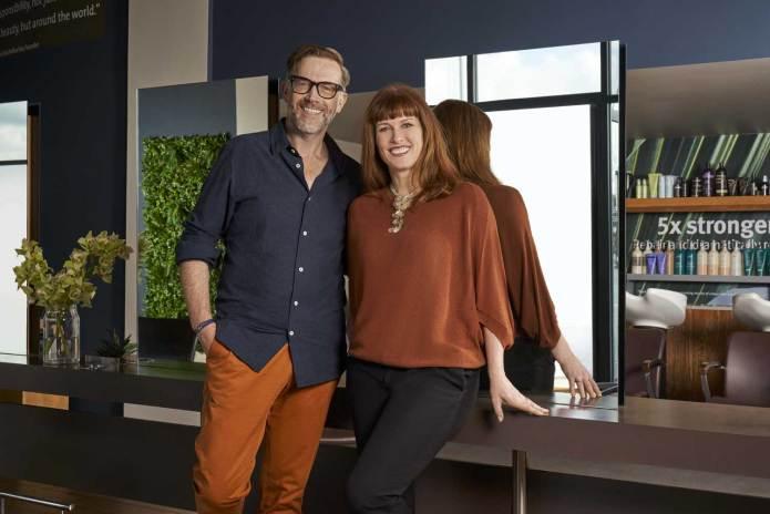 Salon Super Group: Gina & Robin Join Forces