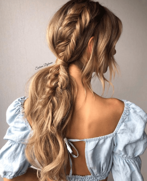 Braided Chic: Forever On Trend, Every Season!