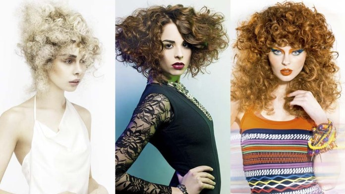Chisel your face! Top 15 Curly Hairstyles from 2015 to Highlight the Curves