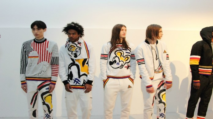 Get the Look! Milan Fashion Week's Iceberg Men's Hairstyles by GO24·7