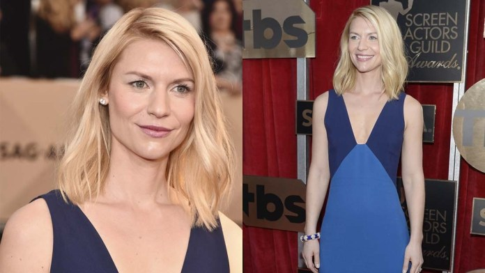 Get the Look! Claire Danes' Glamorous Waves by Peter Butler using Goldwell