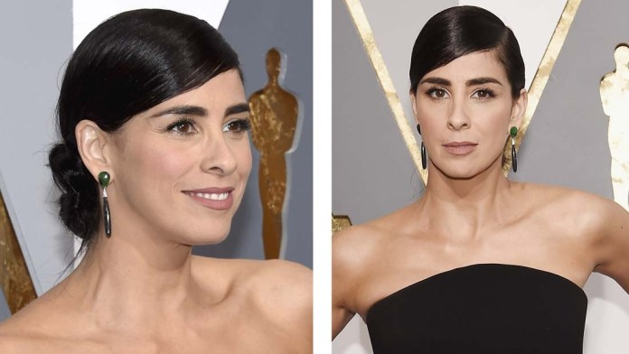How-To: Sarah Silverman's Rich Brunette Color Created by Rona O'Connor