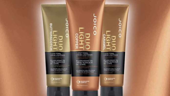 One-Step Ombré and Balayage 2.0: Introducing New Joico DuoLight Copper!
