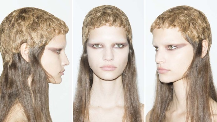 Get the Look! Givenchy's Punk Rock'n'Roll Wigs by Guido for Redken
