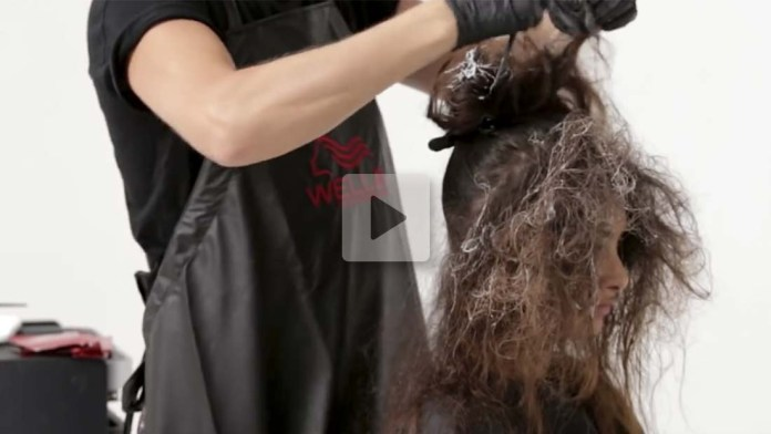 Video Alert! Wet Look How-To with by Wella Professionals
