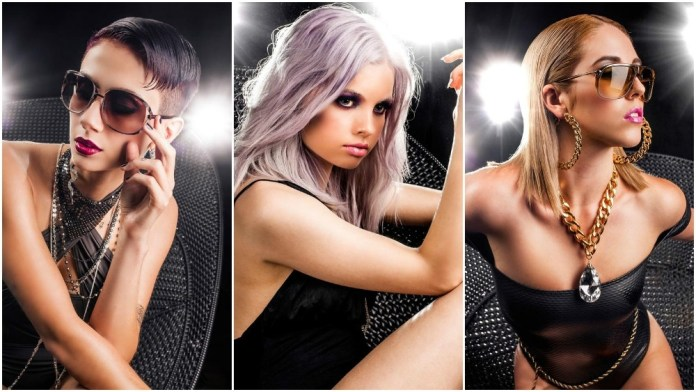 Disco Luxe by Adam Ciaccia @ Axis Hairdressing