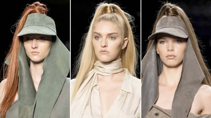 NYFW How To! Nicholas K's The Horsetail Look by Giannandrea for Macadamia