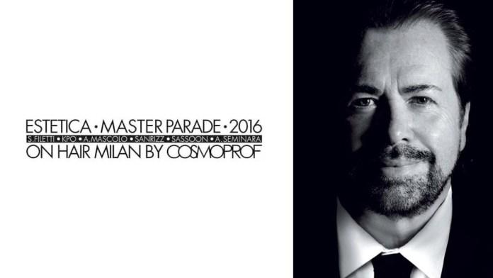 Estetica Master Parade presents Klaus Peter Ochs – starring in Milan on October 23rd