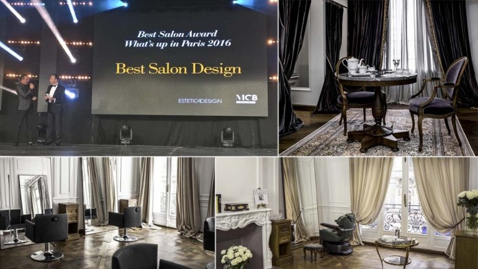 What's Up in Paris – Best Salon Award 2016 goes to Christophe Nicolas Biot