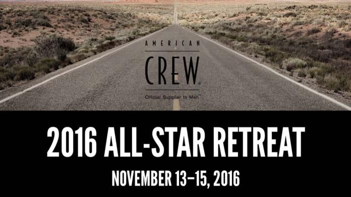 Workshop for Elite Educators: American Crew International All-Star Retreat comes to Miami