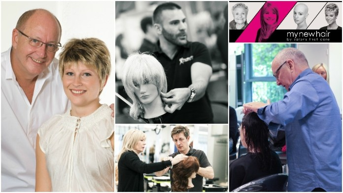 Trevor Sorbie and MyNewHair celebrate a Decade of Putting Smiles on Beautiful Faces