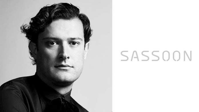 Sassoon's Edward Darley wins coveted Fellowship Hairdresser of the Year 2016