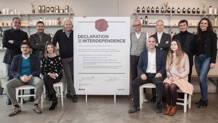 Sustainable Beauty: B Corporation Certification for the Davines Group