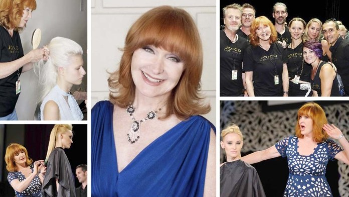 Breaking News! Joico taps Industry Icon Vivienne Mackinder as Guest Artistic Director
