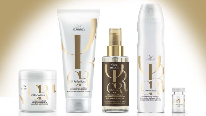 Luminous Luxury! Wella Professionals introduces NEW Luxury Haircare Collection: Oil Reflections
