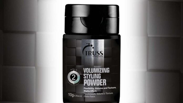 New Volumizing Styling Powder by Truss Professional offers the Perfect Matte Finish