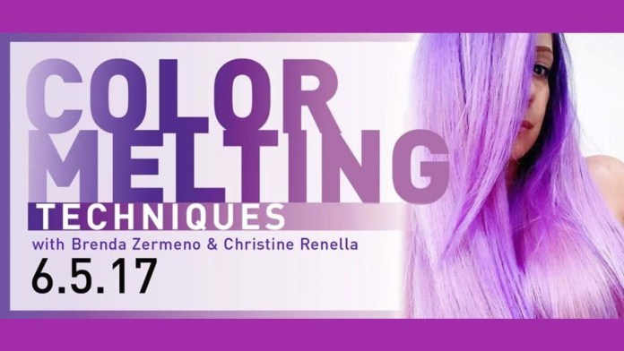 Looking for Haircolor Inspo? Learn the latest Color Melting Techniques with Cosmetologists Chicago