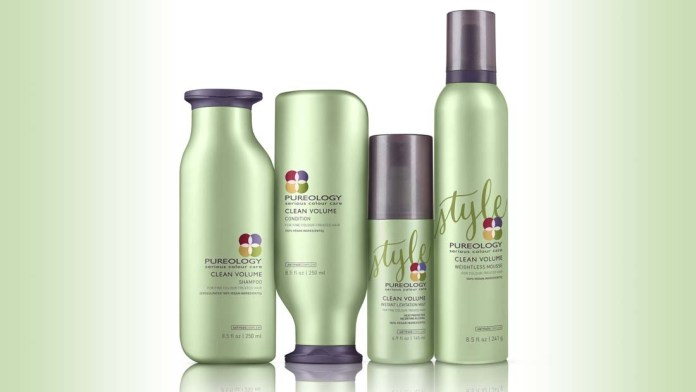 Elevate Hair to New Heights: Pureology introduces New Clean Volume