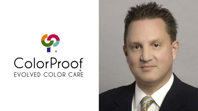 Industry News! ColorProof welcomes Michael F. Heines as President